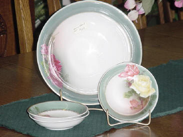 Berrry bowl set