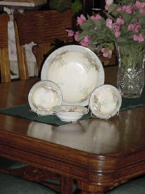 Berry bowl set